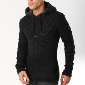 /achat-pulls/classic-series-pull-capuche-pascal-noir-chine-162508.html