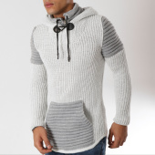 /achat-pulls/classic-series-pull-capuche-petrick-blanc-gris-clair-chine-162519.html