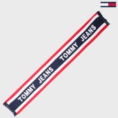 /achat-echarpes-foulards/tommy-hilfiger-jeans-echarpe-heritage-0373-bleu-marine-blanc-rouge-162567.html