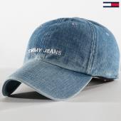 /achat-casquettes-de-baseball/tommy-hilfiger-jeans-casquette-sport-0489-bleu-clair-162570.html