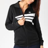 /achat-vestes/adidas-veste-zippee-femme-track-du9605-noir-blanc-162638.html