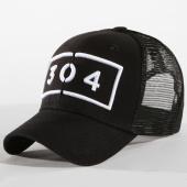 /achat-trucker/304-clothing-casquette-trucker-mesh-noir-162752.html