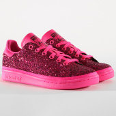 /achat-baskets-basses/adidas-baskets-femme-stan-smith-bd8058-shock-pink-core-purple-162774.html