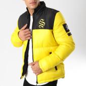 /achat-doudounes/sinners-attire-doudoune-hypa-funnel-jaune-noir-162669.html