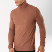 /achat-pulls/uniplay-pull-col-roule-ct003-camel-162773.html