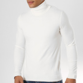 /achat-pulls/uniplay-pull-col-roule-ct003-blanc-162776.html
