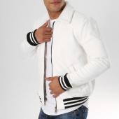 /achat-vestes/uniplay-veste-zippee-suedine-col-mouton-uy317-blanc-162793.html