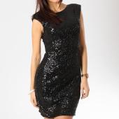 /achat-robes/vero-moda-robe-femme-sparkly-noir-162711.html