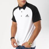 /achat-polos-manches-courtes/adidas-polo-manches-courtes-de-sport-club-du0857-blanc-noir-162812.html