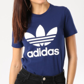 /achat-t-shirts/adidas-tee-shirt-femme-trefoil-dv2599-bleu-marine-162845.html