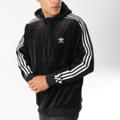 /achat-sweats-capuche/adidas-sweat-capuche-velours-cozy-dx3625-noir-162847.html