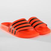 /achat-claquettes-sandales/adidas-claquettes-adilette-cm8442-rouge-noir-162900.html