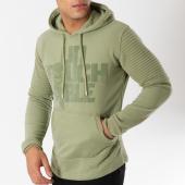 /achat-sweats-capuche/untouchable-sweat-capuche-classic-logo-vert-kaki-162837.html
