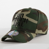 /achat-casquettes-de-baseball/untouchable-casquette-skull-vert-kaki-camouflage-162873.html