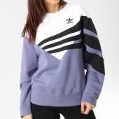 /achat-sweats-col-rond-crewneck/adidas-sweat-crewneck-femme-sweater-du8474-lilas-blanc-noir-162974.html