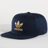 /achat-snapbacks/adidas-casquette-snapback-ac-trefoil-dv0177-bleu-marine-dore-162984.html