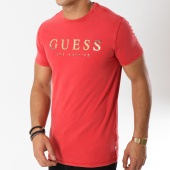 /achat-t-shirts/guess-tee-shirt-m91i37j1300-rouge-162964.html