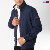 /achat-vestes/tommy-hilfiger-jeans-veste-zippee-casual-5423-bleu-marine-162966.html