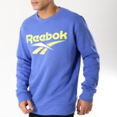 /achat-sweats-col-rond-crewneck/reebok-sweat-crewneck-classic-vector-dx3835-bleu-roi-jaune-fluo-163023.html