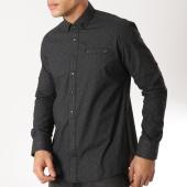 /achat-chemises-manches-longues/classic-series-chemise-manches-longues-y3365-noir-gris-anthracite-163151.html