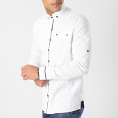 /achat-chemises-manches-longues/classic-series-chemise-manches-longues-y3365-blanc-bleu-marine-163152.html