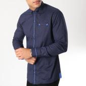 /achat-chemises-manches-longues/classic-series-chemise-manches-longues-y3365-bleu-marine-163153.html
