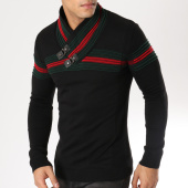 /achat-pulls/john-h-pull-col-amplified-24-noir-163050.html