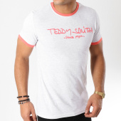 /achat-t-shirts/teddy-smith-tee-shirt-ticlass-3-gris-clair-chine-rose-163095.html