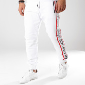 /achat-pantalons-joggings/versace-jeans-pantalon-jogging-print-11-a2gsa1f4-blanc-163025.html