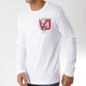 /achat-t-shirts-manches-longues/versace-jeans-tee-shirt-manches-longues-b3gsa78a-blanc-163053.html