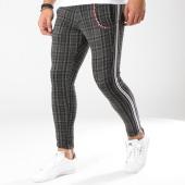 /achat-pantalons-carreaux/classic-series-pantalon-carrreaux-avec-bandes-18-f2515-gris-anthracite-163179.html