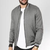 /achat-vestes/frilivin-veste-zippee-qq521-noir-blanc-163242.html