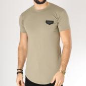 /achat-t-shirts-longs-oversize/gianni-kavanagh-tee-shirt-oversize-core-vert-kaki-163210.html