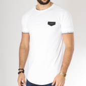 /achat-t-shirts-longs-oversize/gianni-kavanagh-tee-shirt-oversize-gk-elastic-blanc-163212.html