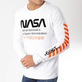 /achat-t-shirts-manches-longues/nasa-tee-shirt-manches-longues-admin-blanc-noir-163194.html