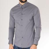 /achat-chemises-manches-longues/celio-chemise-manches-longues-masantal-gris-anthracite-163325.html