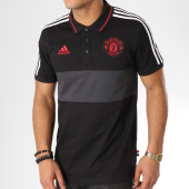 /achat-polos-manches-courtes/adidas-polo-manches-courtes-manchester-united-dp2318-noir-163399.html