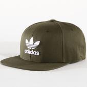 /achat-snapbacks/adidas-casquette-snapback-classic-trefoil-dv0178-vert-kaki-163405.html