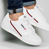 /achat-baskets-basses/adidas-baskets-continental-80-g27706-footwear-white-scarlet-core-navy-163450.html