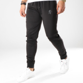 /achat-pantalons-joggings/gym-king-pantalon-jogging-capo-panel-noir-163410.html