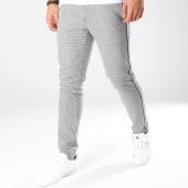 /achat-pantalons-carreaux/classic-series-pantalon-carreaux-28060-noir-blanc-163430.html