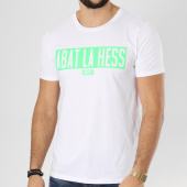 /achat-t-shirts/ohmondieusalva-tee-shirt-abat-la-hess-box-logo-blanc-vert-163528.html