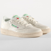 /achat-baskets-basses/reebok-baskets-femme-club-c-85-bs8242-chalk-green-white-red-163472.html