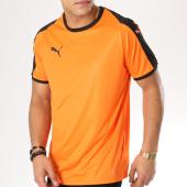 /achat-t-shirts/puma-tee-shirt-de-sport-liga-703417-noir-orange-163568.html