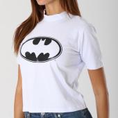 /achat-t-shirts/batman-tee-shirt-crop-femme-logo-blanc-163709.html
