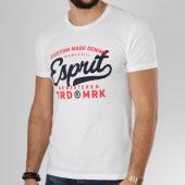 /achat-t-shirts/esprit-tee-shirt-999ee2k800-blanc-163689.html