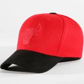 /achat-casquettes-de-baseball/mitchell-and-ness-casquette-chicago-bulls-intl266-rouge-noir-163774.html