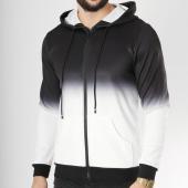 /achat-sweats-zippes-capuche/terance-kole-sweat-capuche-zippe-13199-noir-blanc-163645.html