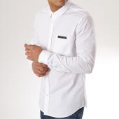 /achat-chemises-manches-longues/versace-jeans-chemises-manches-longues-tup202-b1gta6s1-blanc-163701.html