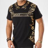 /achat-t-shirts/versace-jeans-tee-shirt-print-10-b3gta72g-noir-dore-163767.html